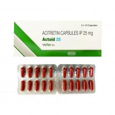 アシトレチン25mg