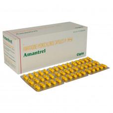 アマントレル(塩酸アマンタジン)100mg