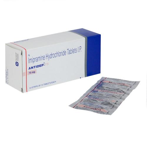 アンチデップ(塩酸イミプラミン)75mg