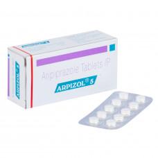 アルピゾール(アリピプラゾール)5mg
