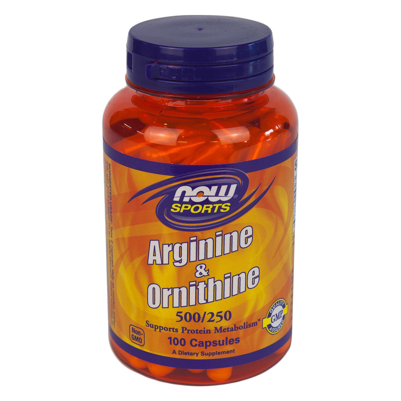 L-アルギニン&L-オルニチン