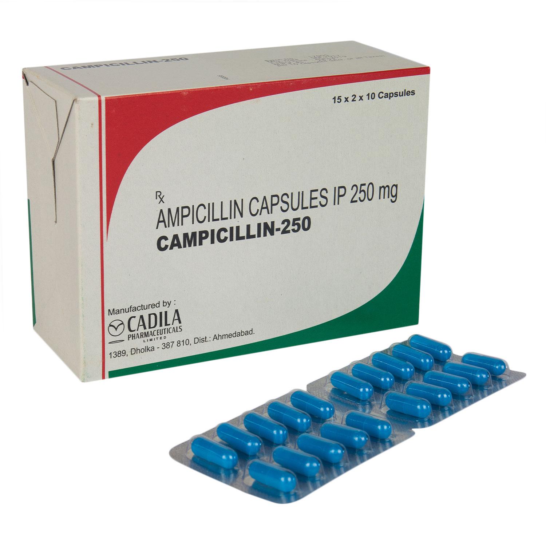 カンピシシリン(アンピシリン)250mg