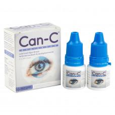 キャンC(白内障点眼薬)