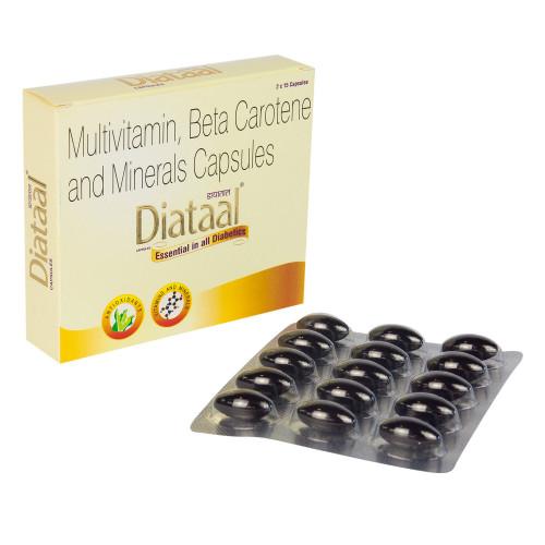 マルチビタミン(ビタミン+αリポ酸+βカロチン+必須ミネラル)