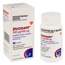 デュオダート(デュタステリド/塩酸タムスロシン)