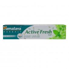 アクティブフレッシュ歯磨き粉