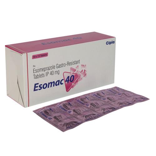 エソマック(エソメプラゾール)40mg