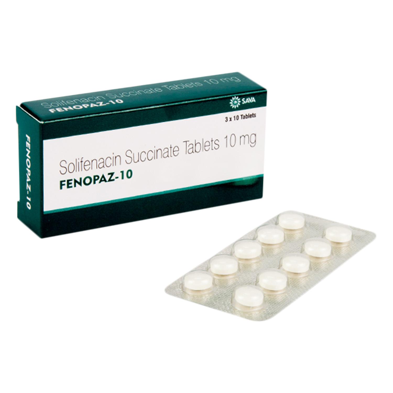 フェノパス(ソリフェナシン)10mg