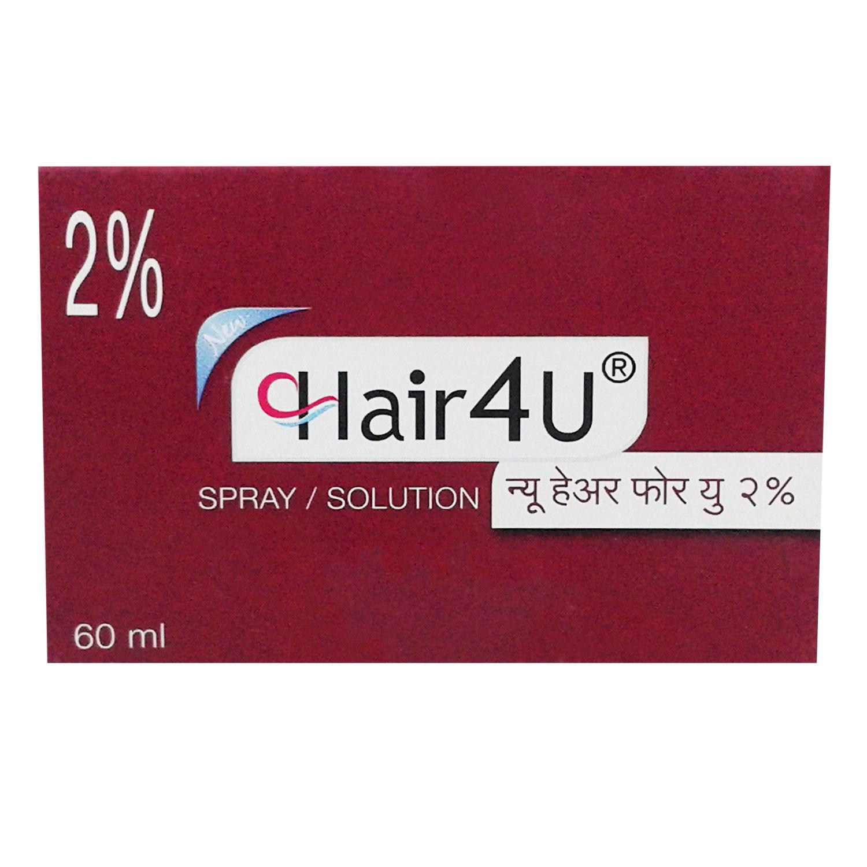 ヘアフォーユー2%(女性用育毛剤)