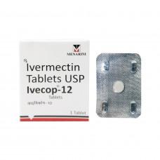 イベルメクチン12mg10錠(ストロメクトールジェネリック)