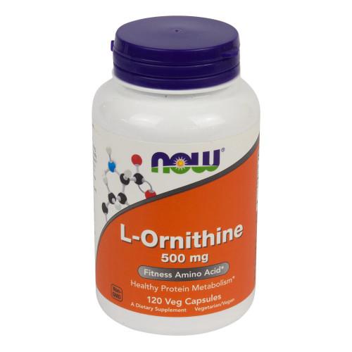 L-オルニチン500mg