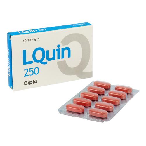 クラビットジェネリック(LQUIN)250mg