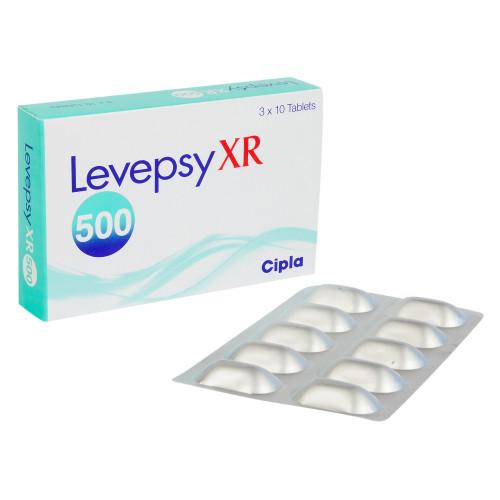 レベプシーXR(レベチラセタム)500mg
