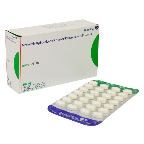 メトスモール(塩酸メトホルミンSR)500mg