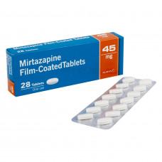ミルタザピン45mg(リフレックス)
