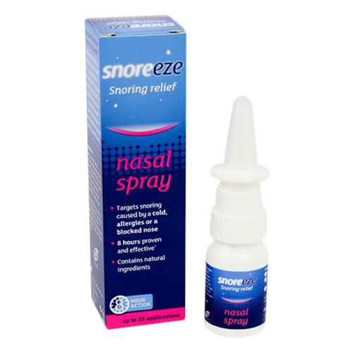 スノアイーズ(Snoreeze) いびき防止・鼻腔スプレー