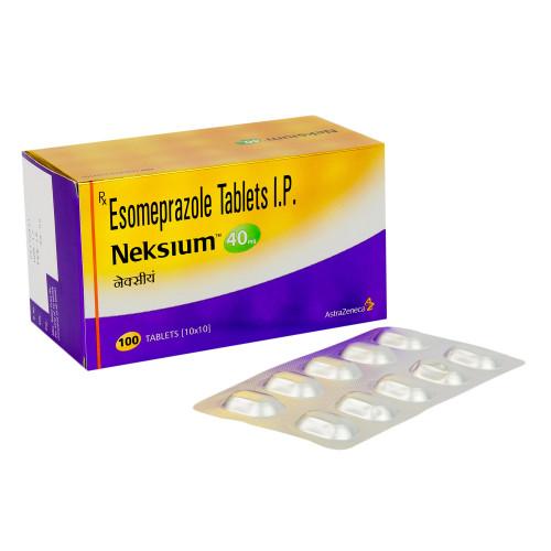 ネキシウムジェネリック(エソメプラゾール)40mg