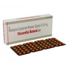 ニカルジア20mg(ニフェジピン)