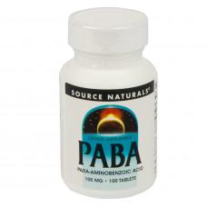 パバ(PABA・飲む日焼け止め)