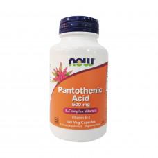パントテン酸(ビタミンB5)500mg250錠