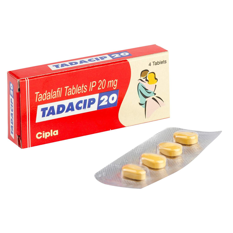タダシップ20mg(4錠入り)