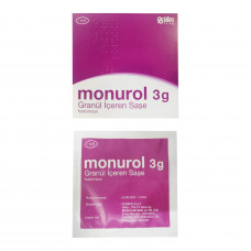 モヌロール(ホスミシン)3g