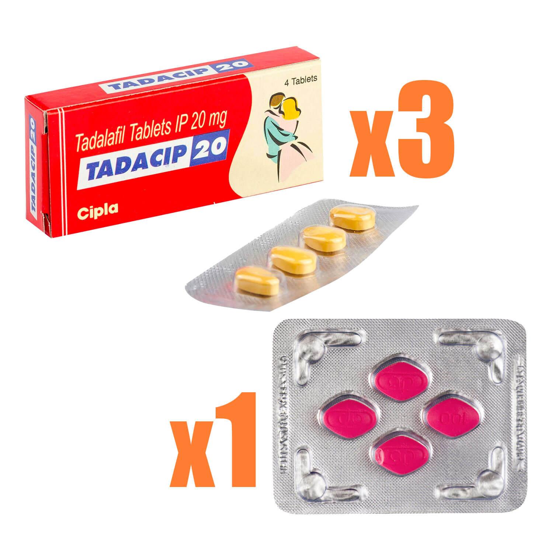 タダシップ3箱+ラブグラ1箱セット